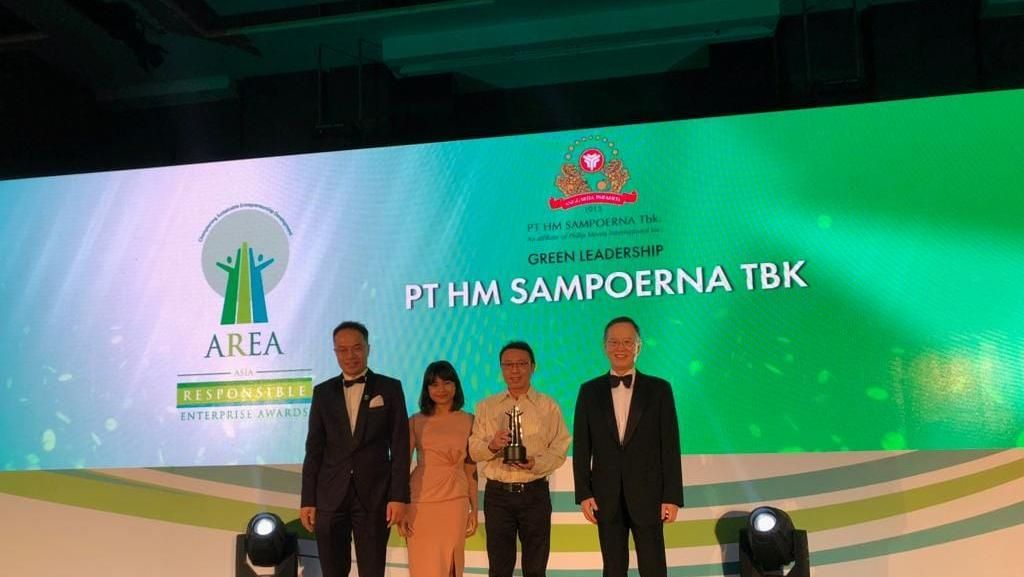 Perusahaan Rokok RI Raih Penghargaan Tingkat Asia