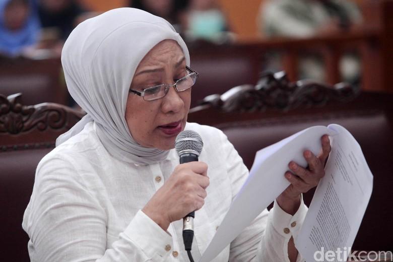 Ngaku Nonton Sidang MK di Rutan, Ratna Sarumpaet: Ini Soal Rakyat