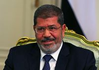 Mantan Presiden Mesir Mohammed Mursi Meninggal Dunia