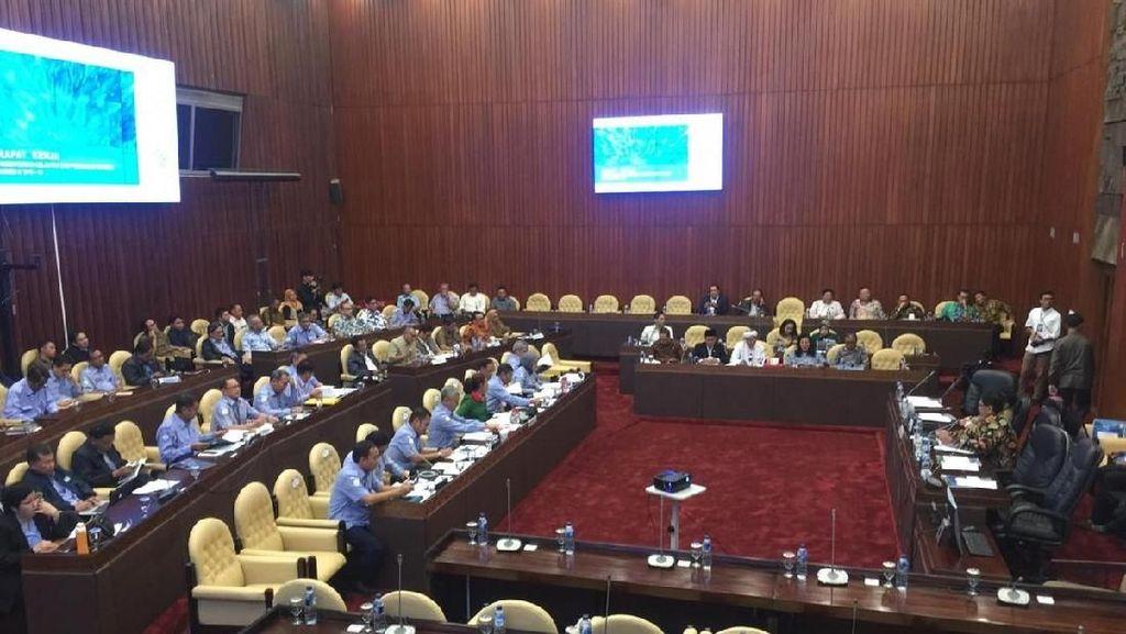 DPR Kritik Susi, Izin Usaha Perikanan Tangkap Dipersulit