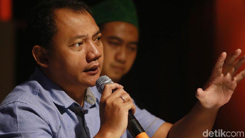 Anggota DPR F-NasDem Taufik Basari Tes Corona Lagi Usai Dinyatakan Positif