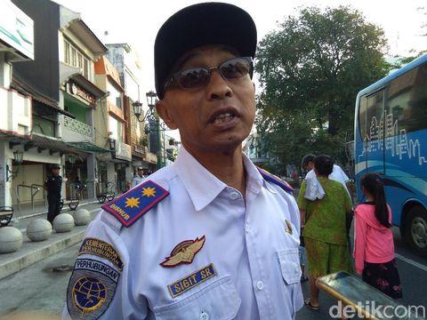 Uji Coba Semi Pedestrian Malioboro, Dishub Berlakukan Buka Tutup
