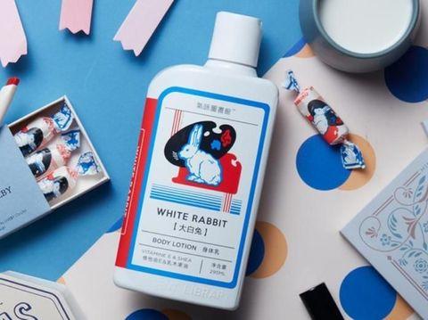 Yummy! Ada Sabun dan Parfum dengan Aroma Permen Susu White Rabbit