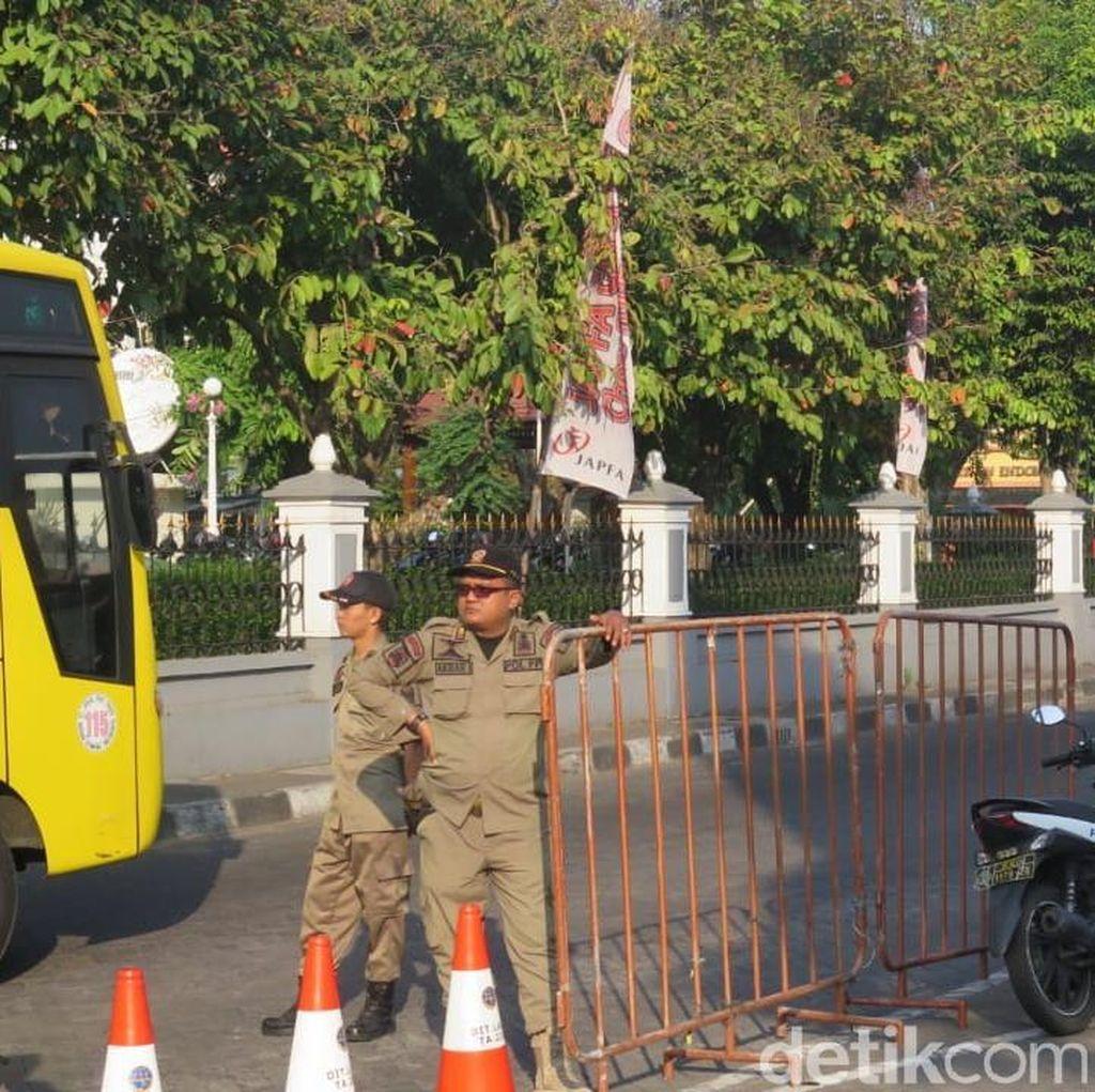 Malioboro Bebas Kendaraan Bermotor, 400 Aparat Gabungan Bersiaga