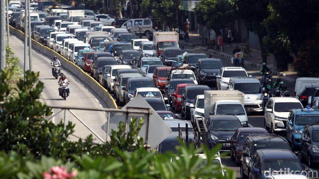 Jika Tak Pindah Ibu Kota Bisa Rugi Rp 100 T per Tahun karena Macet