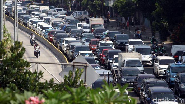 Ilustrasi Kemacetan/Foto: Rifkianto Nugroho