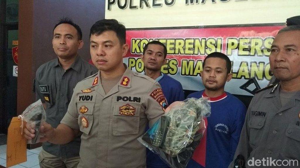 Polisi Magelang Bekuk Komplotan Pembobol ATM