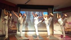 Dalam Artistic Yoga Dance, kamu bisa mencoba semua pose dan tidak bisa mengatakan salah satu pose lebih bagus dibandingkan lainnya.