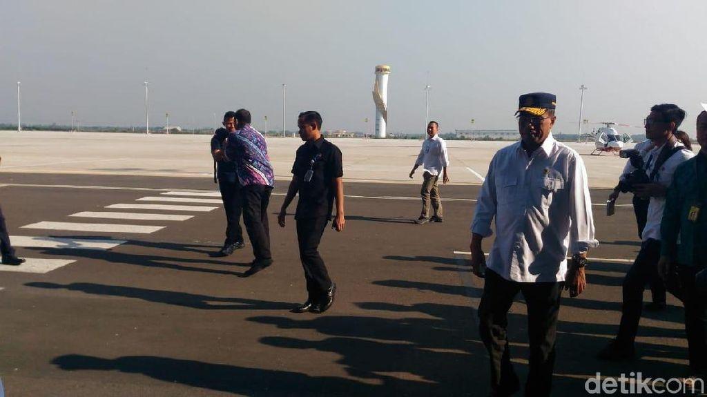 Bicara Bandara Kertajati Sepi, Menhub: Tol dari Bandung Belum Selesai