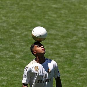 Rodrygo Tak Mau Jadi Neymar-nya Madrid
