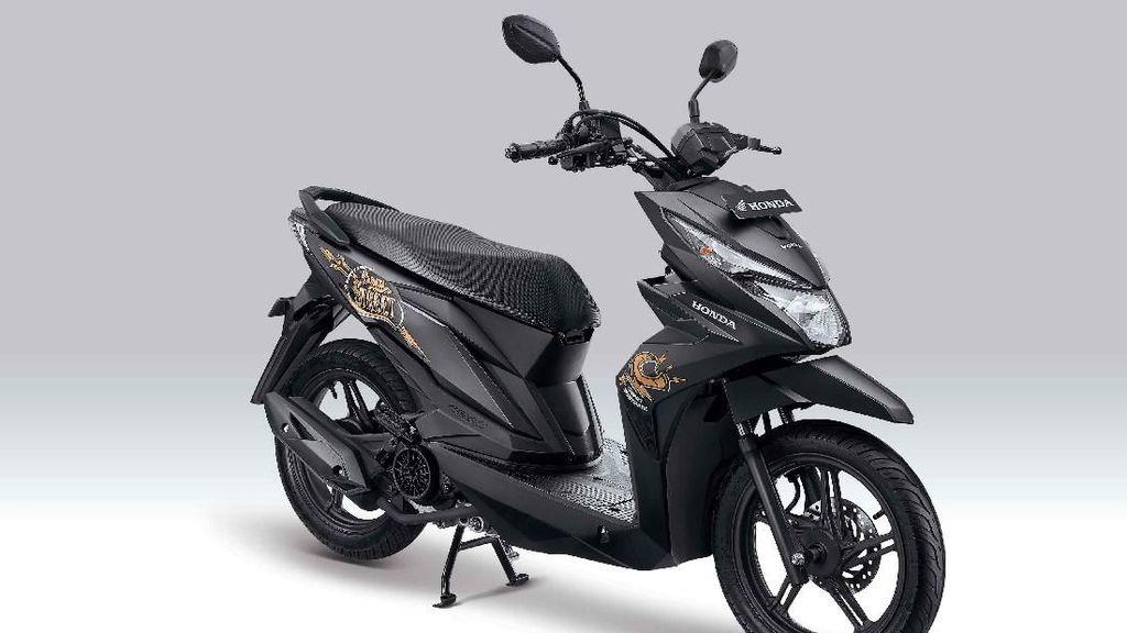 Honda BeAT Street Makin Kekinian
