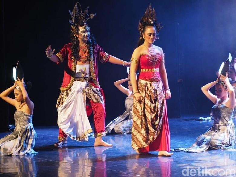 Foto: Drama Wayang Swargaloka (Agnes/detikHOT)