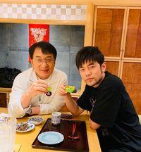Hong Kong Memanas, Jay Chou Dikecam Fansnya Karena Makan Bareng Jackie Chan