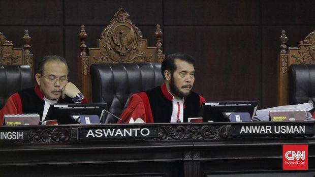 Ringkasan Keterangan Saksi Prabowo di Sidang Ketiga Pilpres