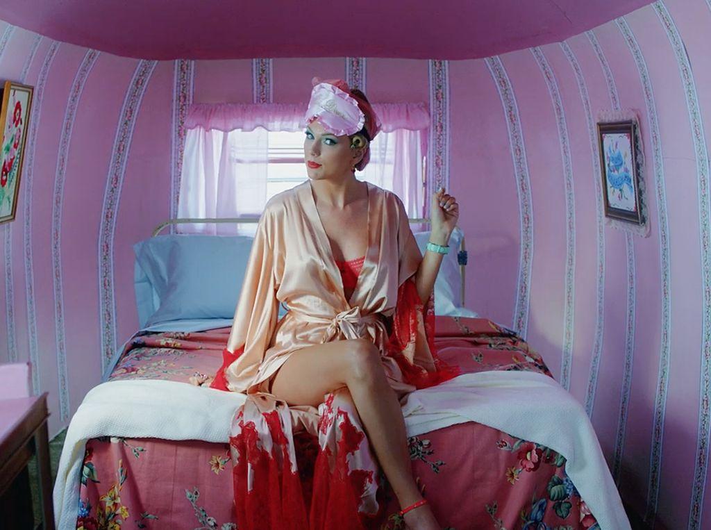 Klip Baru Sentuh 19,5 Juta Views, Taylor Swift Belum Bisa Pecahkan Rekor Sendiri