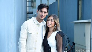 Unggah Foto Ciuman saat Lamaran, Jessica Iskandar: Terlalu Bahagia