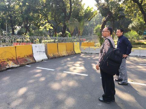 BW Nyelip Kawat Berduri, untuk ke MK Seharusnya Lewat Mana?