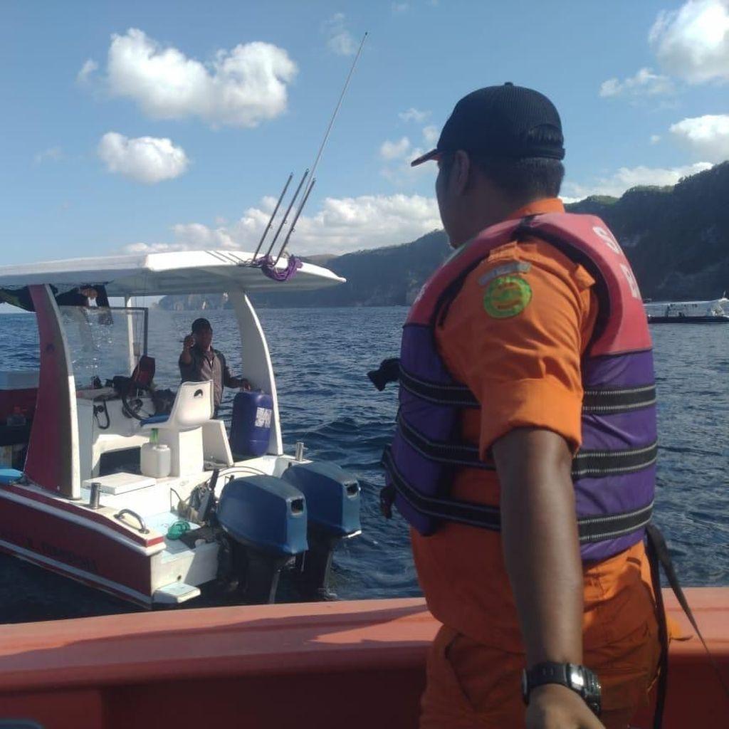 WN Amerika Hanyut Saat Main Paddle Board di Bali