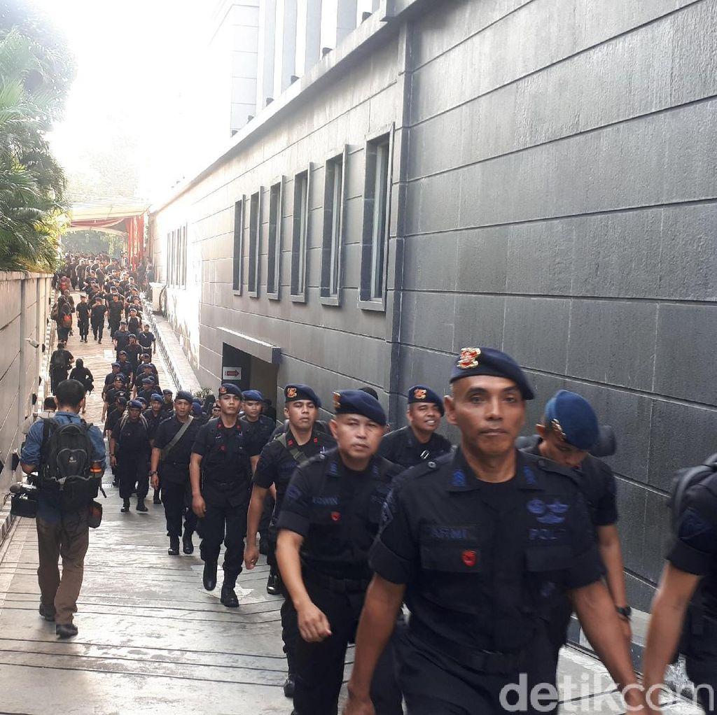 13 Ribu Personel TNI-Polri Siap Amankan Sidang di MK
