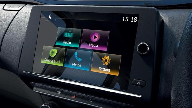 Audio Renault Triber