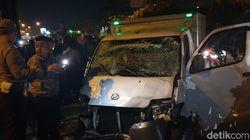 Ditabrak Mobil Boks, 1 Personel Raimas Polda Jabar Meninggal
