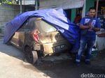Pemilik Mobil yang Terbakar Misterius di Solo: Ada Jeriken Bensin 5 Liter