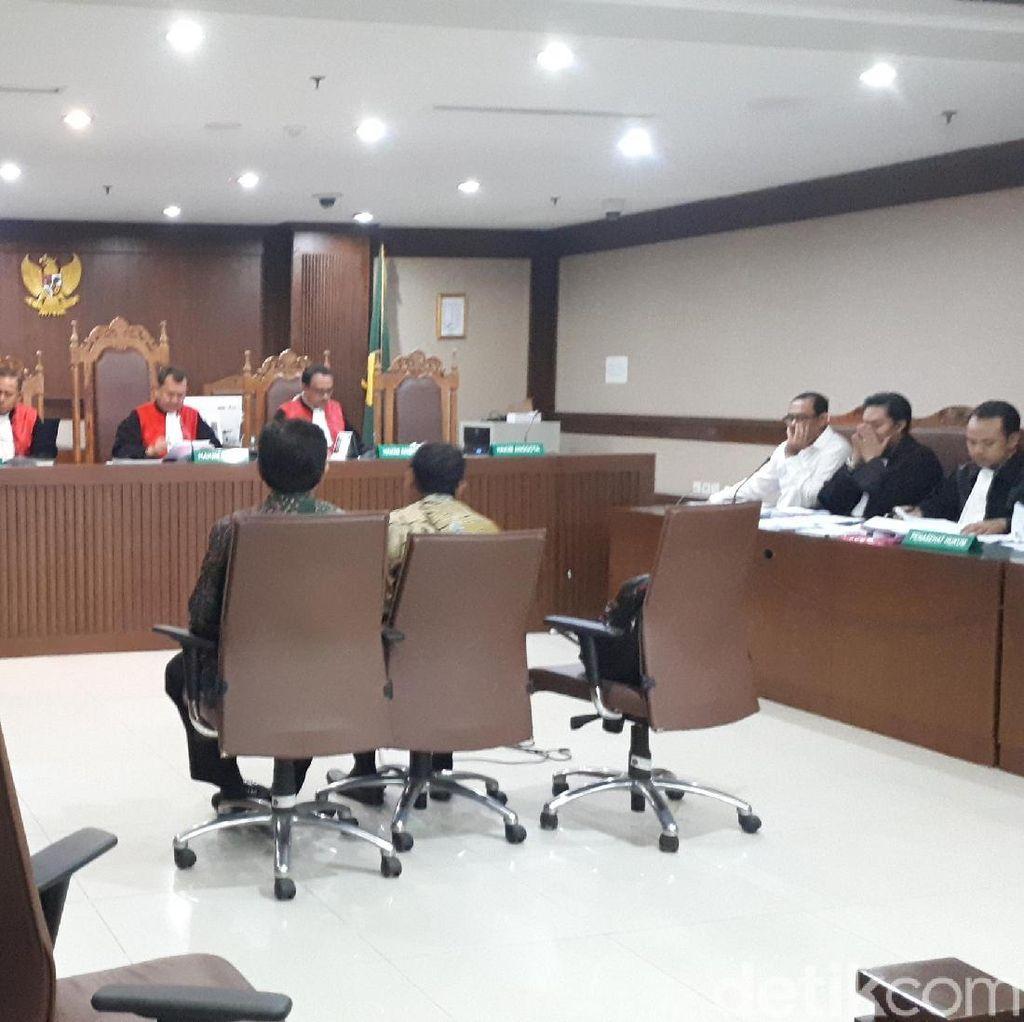 Saksi Sebut Honor Menag Lukman Jadi Pembicara Rp 2 Juta Per Jam