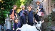 Wow! Ada Kambing Jadi Member Resmi Grup Idola Jepang