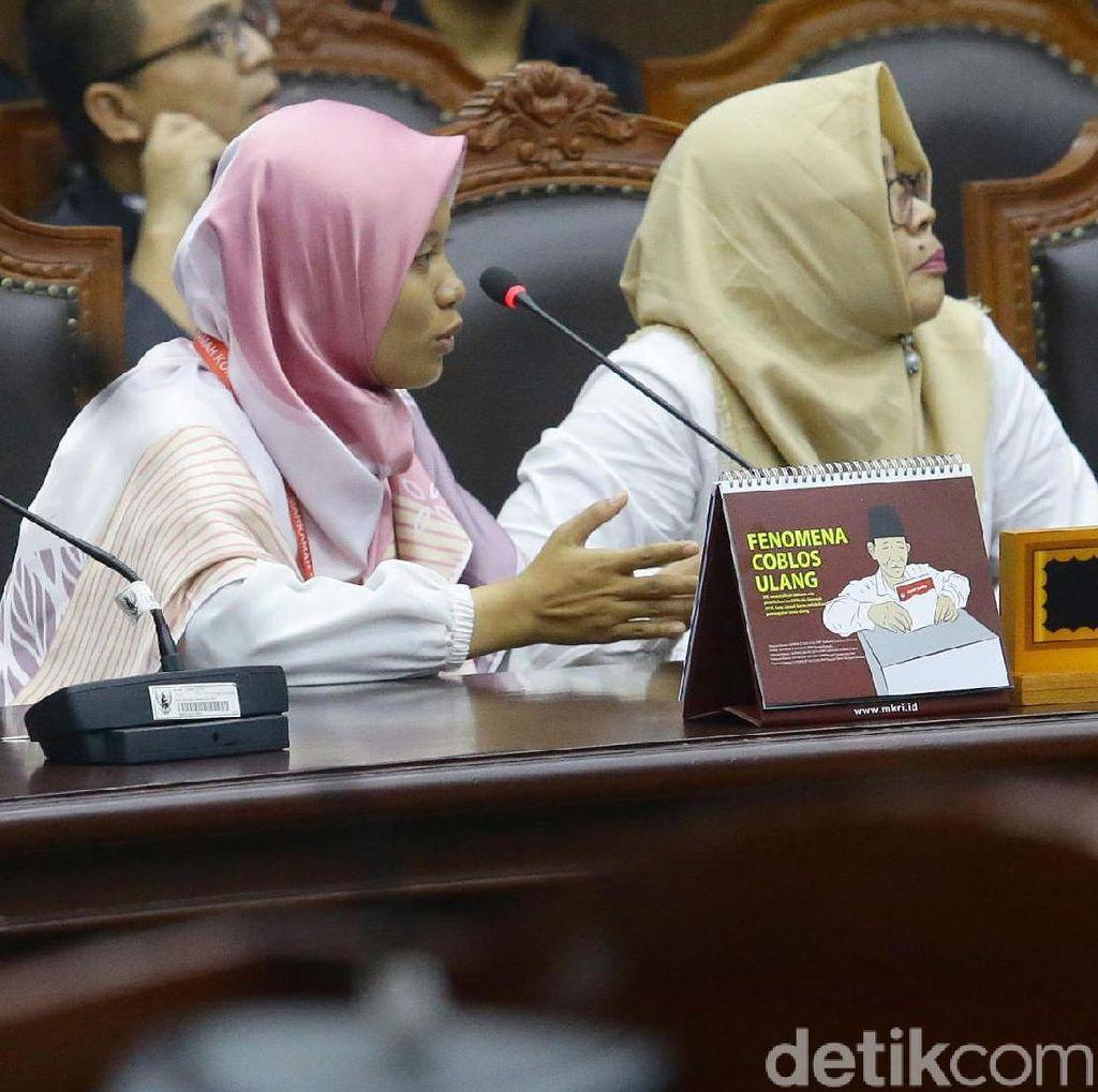 Empat Saksi Prabowo Bersaksi di Sidang Sengketa Pilpres