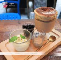 Selain Untuk Isian Milk Tea, Aneka Makanan Ini Juga Disajikan Dengan Boba
