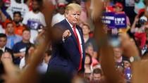 Trump Resmi Luncurkan Kampanye Pencalonan Kembali untuk Pilpres 2020