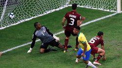 Hasil Copa America: Dua Gol Dianulir VAR, Brasil Diimbangi Venezuela 0-0