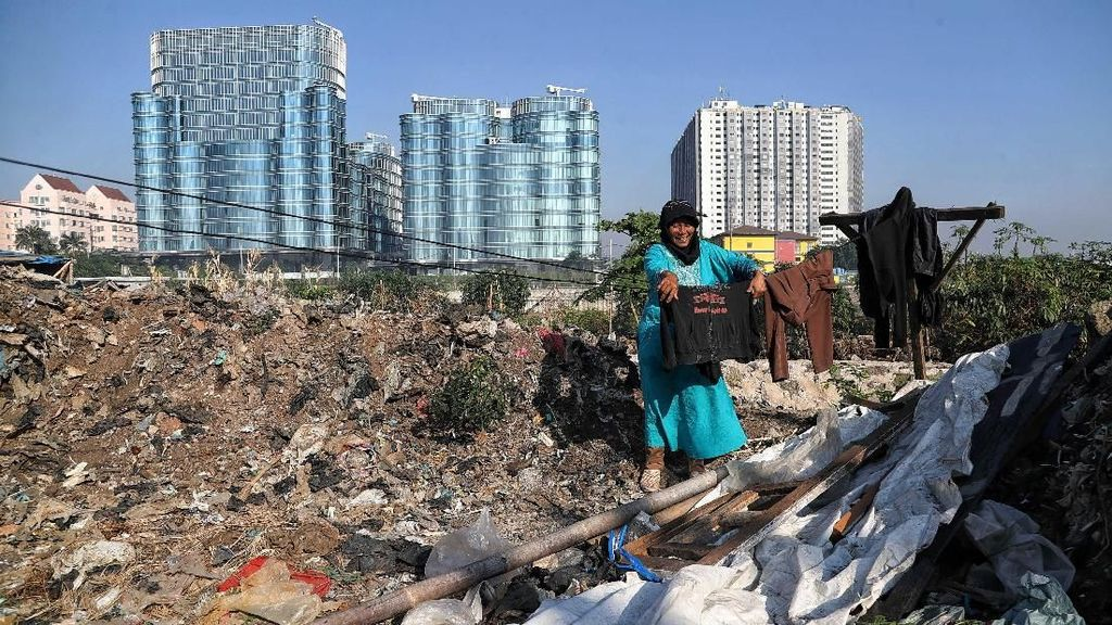 BPS: Penduduk Miskin di RI Berkurang 800.000 Orang
