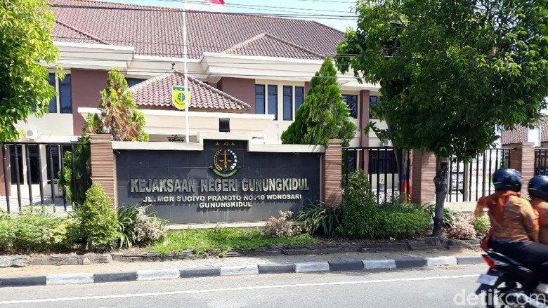Lagi, 4 Eks Anggota DPRD Gunungkidul Dieksekusi Terkait Korupsi Tunjangan