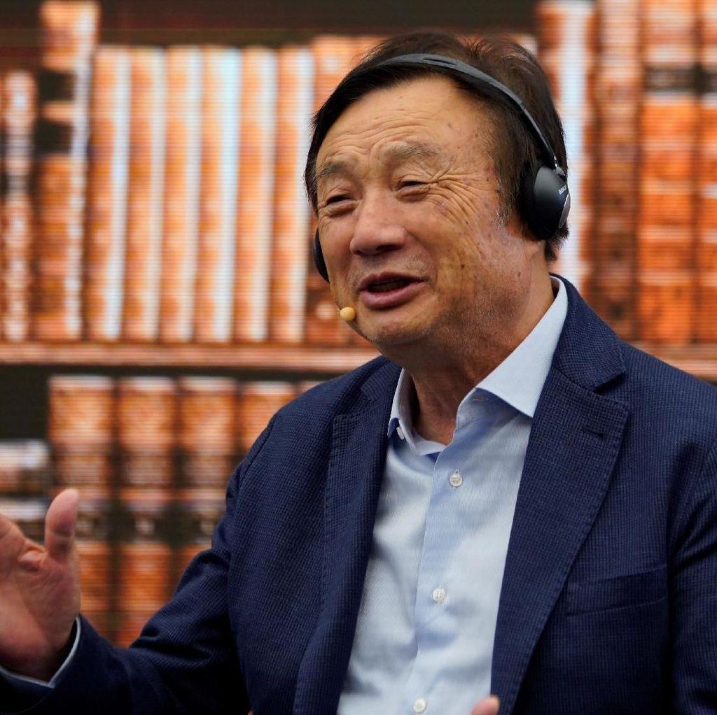Bos Huawei: Sanksi Lebih Lukai Perusahaan AS