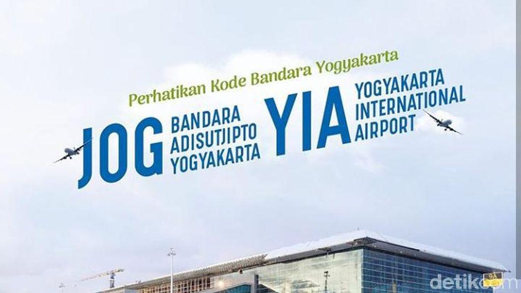 Ini Dia Tips untuk Penumpang Agar Tak Nyasar Saat ke Bandara Yogya