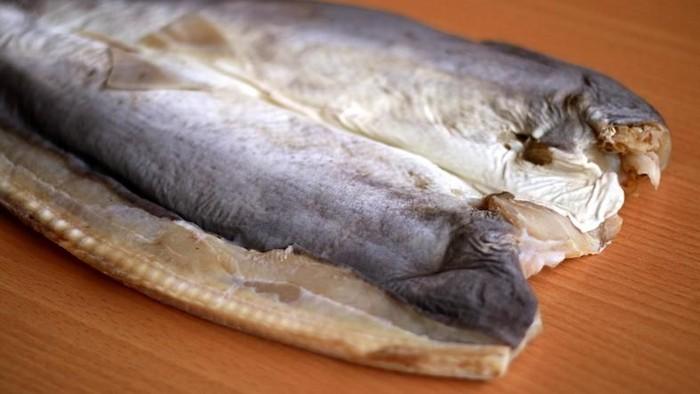 Ikan asin menambah risiko kanker jika menggunakan pengawet seperti formalin atau boraks. (Foto: iStock)