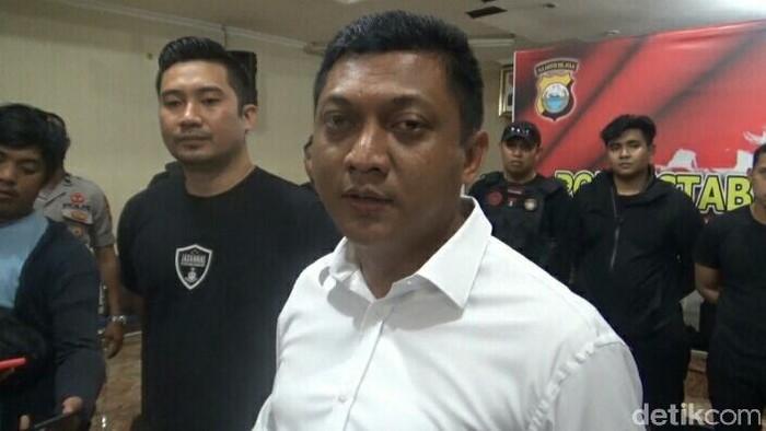 Kasat Reskrim Polrestabes Makassar AKBP Indratmoko (Foto: Reinhard/detikcom)
