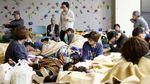 Begini Dampak Kerusakan Gempa M 6,7 di Jepang
