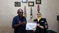 ACT Beri Penghargaan untuk Mantan Atlet Taekwondo Asal Papua
