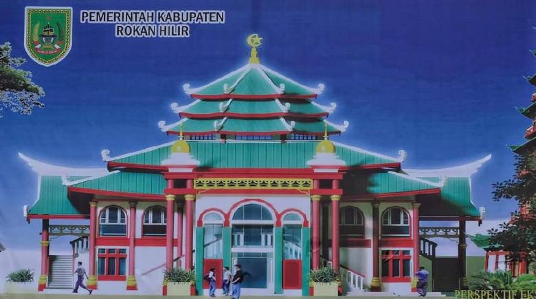 Masjid Muhammad Cheng Ho (Istimewa)