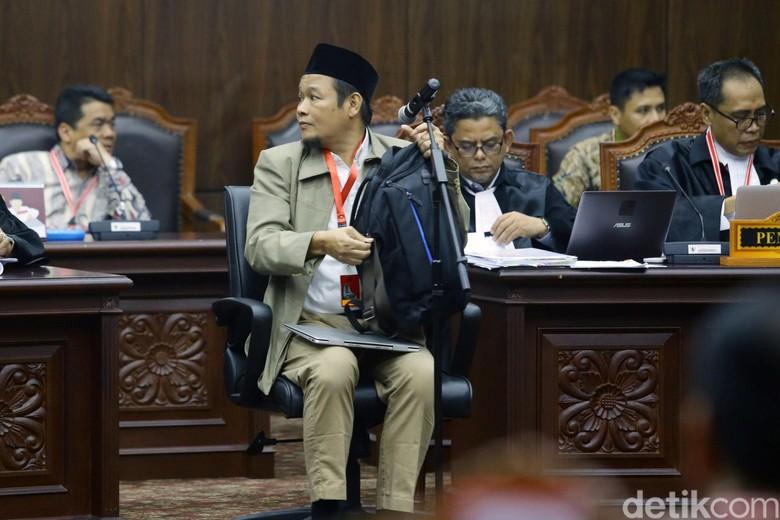 Saksi Prabowo Ubah Keterangan soal Udung: Awalnya Tak di Dunia Kini Tak Tahu