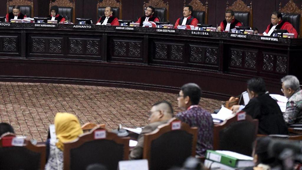 Jadi Saksi Prabowo, Ahli IT Hermansyah Bicara Kelemahan Situng KPU