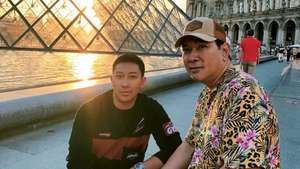 Ahmad Dhani Cukur Bareng Fadli Zon, Netizen: Digunting Apanya Mang?