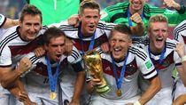 Deretan Top Skor Sepanjang Masa Piala Dunia