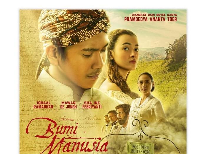 Film Bumi Manusia Sebuah Penghormatan Pada Pramoedya Ananta Toer