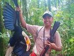 Viral Foto Pria Pamer Tembak Burung Rangkong, KLHK: Kami Akan Tindak Tegas