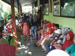 Ribuan Calon Siswa di Tulungagung Serbu SMP Favorit Meski Ada Zonasi
