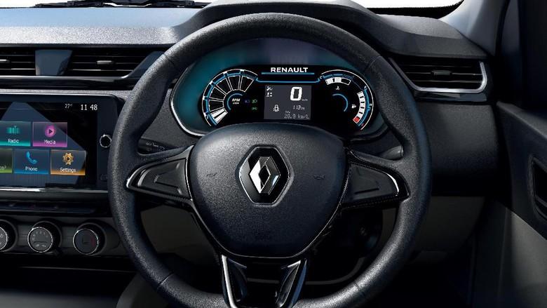 Setir Renault Triber Foto: Dok. Renault