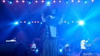 Lagu-lagu hits Sabyan seperti Ya Jamalu juga turut dibawakan.